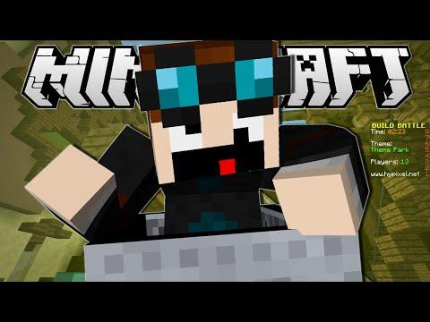Minecraft | WORST ROLLERCOASTER EVER!! | Build Battle Minigame