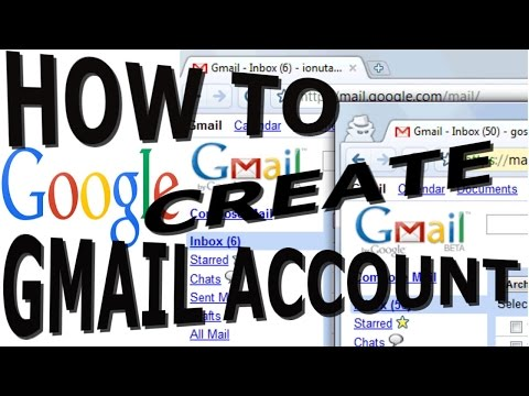 how to create gmail account  google account Easiest way Tutorial video