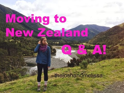Moving to New Zealand Q&A