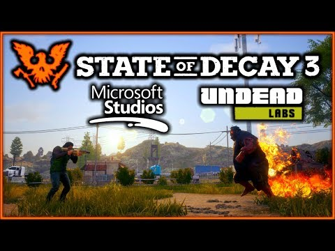 UNDEAD LABS joins Microsoft Studios, State of Decay 3 coming in FUTURE