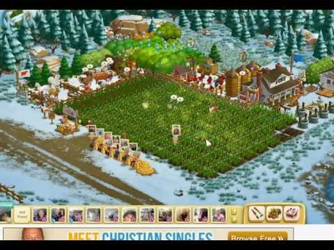 FarmVille 2 Visiting other farms to help neighbors