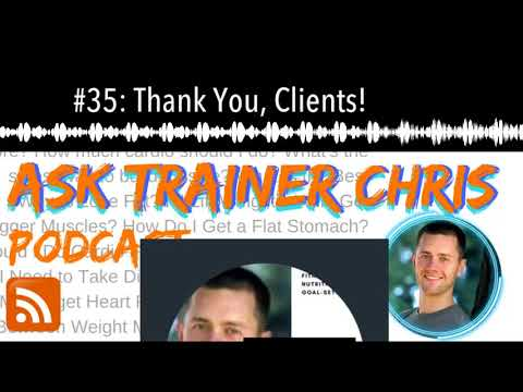 #35: Thank You, Clients!