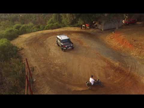 Dirt Oval gokart track