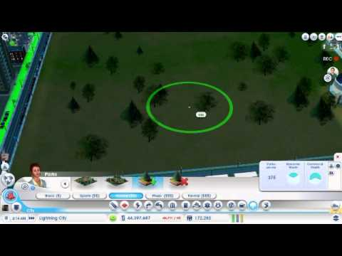 Simcity 5 Cant Plant Forest
