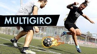 Multigiro Panna (Caños) - Tutoriales y Videos de Futbol Trucos Freestyle y Goles