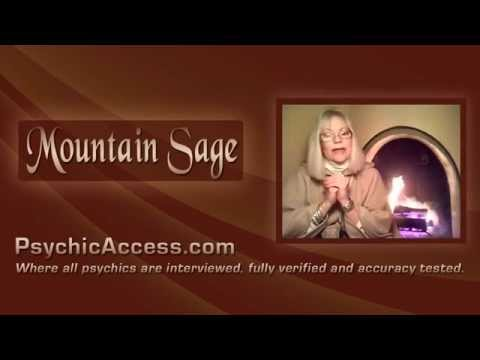 Mountain Sage at PsychicAccess.com