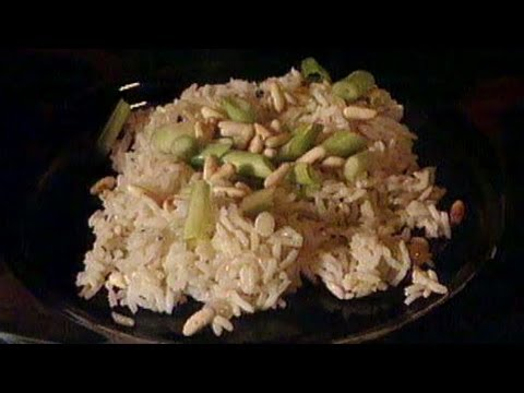 How to Cook Pilaf Rice