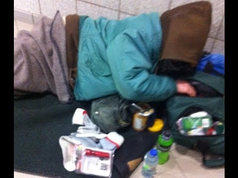 Helping the Homeless Project:Winter Survival