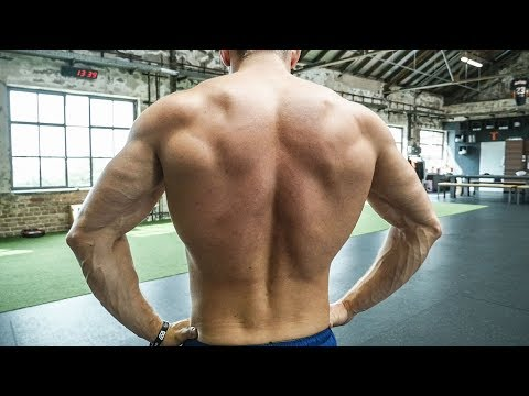 4 Exercises For A Bigger & Stronger Back