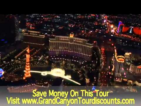 Vegas Nights Helicopter Tour Discount - Maverick Helicopters