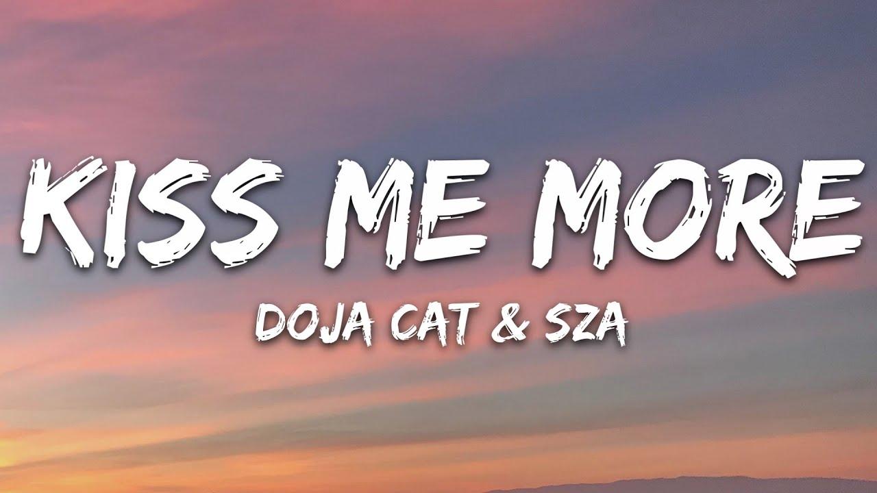 Download Doja Cat - Kiss Me More (Lyrics) ft. SZA MP3 Gratis