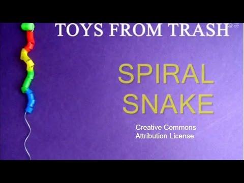 Spiral snake | Italian