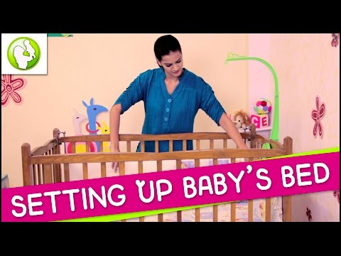 How to Make a Baby's Bed