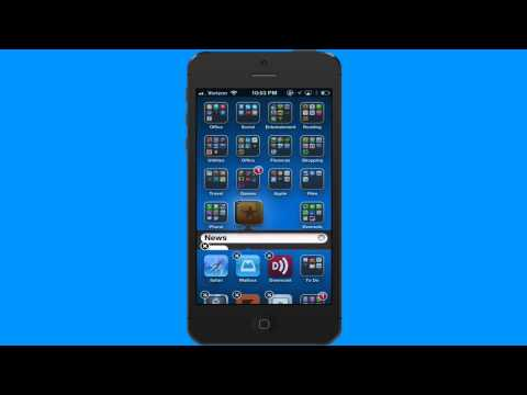 iPhone101- Using the Home Screen