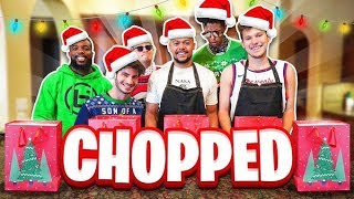 2HYPE Chopped Christmas Cook-off CHALLENGE
