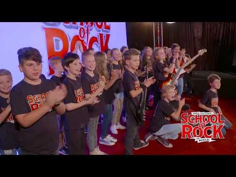 MELBOURNE CAST ANNOUNCEMENT | SCHOOL OF ROCK: The Musical