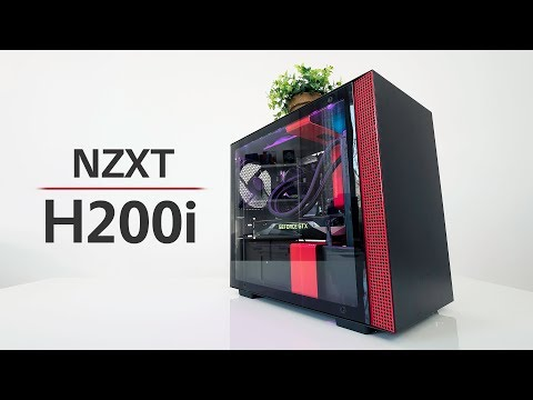 NZXT H200i - The ITX Case With Everything!