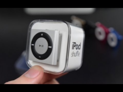 All Colors - 2016 - Apple iPod Shuffle - Unboxing And Review