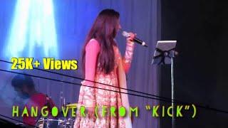 Sensationzzz Live Concert of Shreya Ghoshal - Song Hangover (Kick) @ Neotown