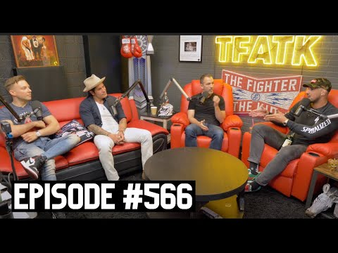 The Fighter and The Kid - Episode 566: Mike Catherwood and Stevie Blue Eyes