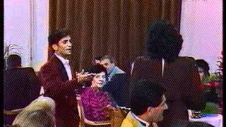 Flora Kərimova ft Faiq Ağayev - Bir daha  (AzTV-nin 1995-ci il Novruz şənliyi)