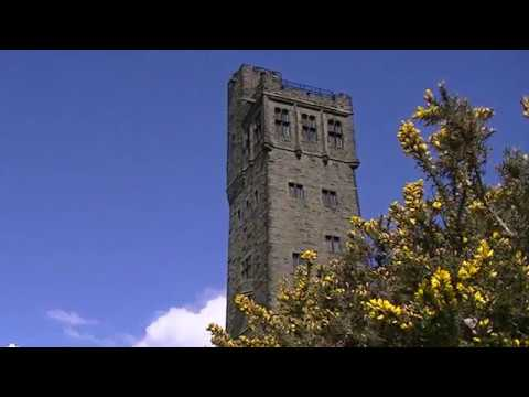 Castle Hill Tower In Huddersfield West Yorkshire