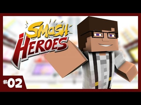 SMASH HEROES! || DOMINATION || Minecraft Hypixel