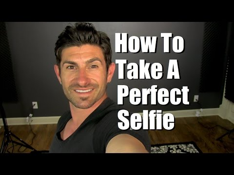 How To Take A Perfect Selfie | Ten Selfie Taking Tips | Selfie Taking Tutorial