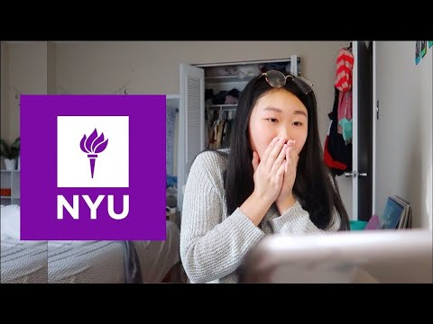 soo..NYU's decision letters came out...and here's my reaction