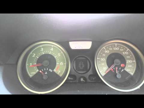 How to reset the service light 2007 Renault Magane