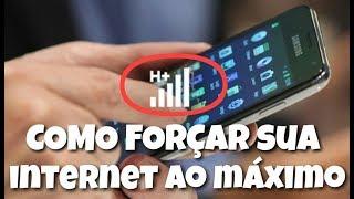 COMO FORÇA O H+ DE QUALQUER OPERADORA