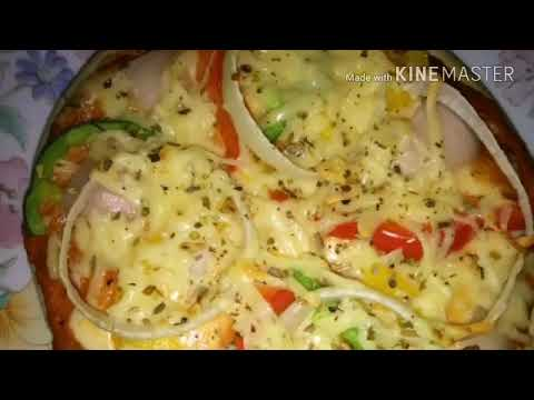 How to make cheese burst pizza