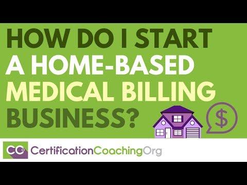 How Do I Start a Home Based Medical Billing Business?