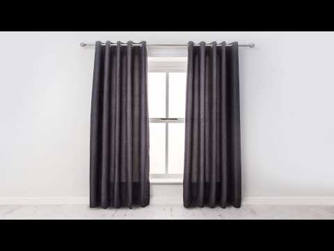 B&M's Helping Guide - How to measure and hang curtains