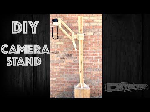 Diy Camera Stand