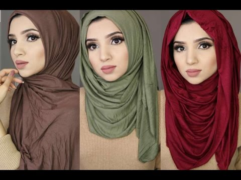 Xxx Mp4 3 Simple Hijab Styles Using Jersey Material 3gp Sex