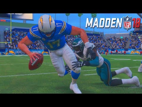 Madden 18 Career Mode CB Ep 5 - MY FIRST SACK & GETTING EXPOSED!