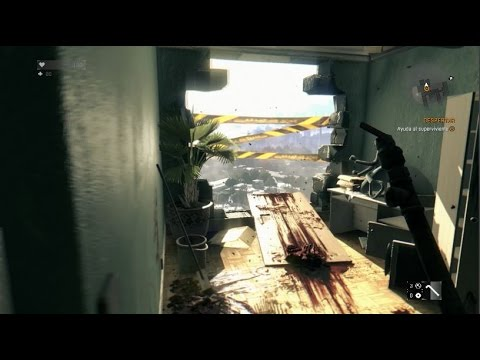Dying Light - Pc Gameplay - 1080p 60fps