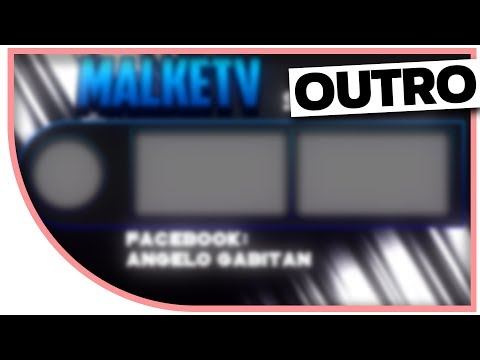 MalkeTV   Paid Outro   10 Likes?   Giveaway!