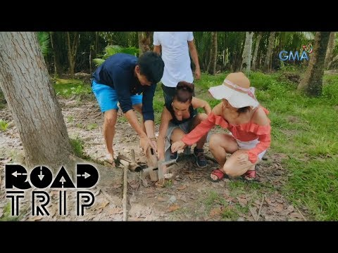 Road Trip: Coconut crab hunting with Dasuri, Natalie, and Richard