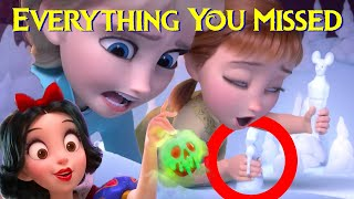 Frozen 2 Everything You Missed (Easter Eggs \u0026 Secrets \u0026 Mistakes)