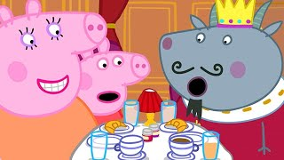 Peppa Pig Official Channel | Peppa Pig and Her Family's Long Train Journey