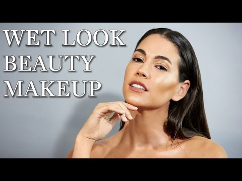 WET LOOK BEAUTY MAKEUP