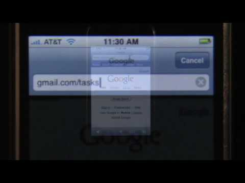 Tasks in Gmail Labs for your phone