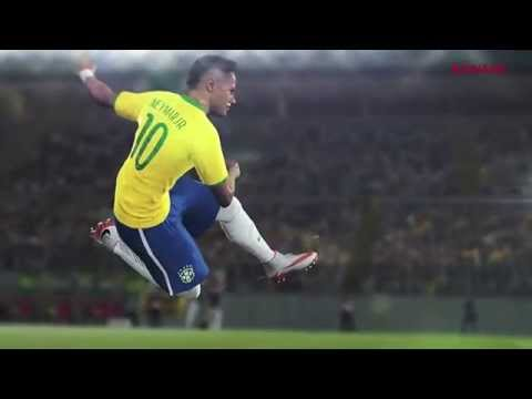 PES 2016 - E3 OFFICIAL GAMEPLAY - TRAILER - HD