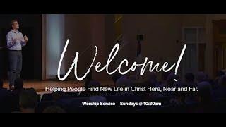 New Life Church of Woodbury Live Stream