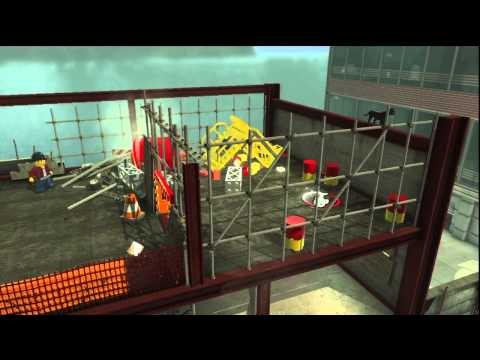Lego City Undercover Chapter 10 Part 2