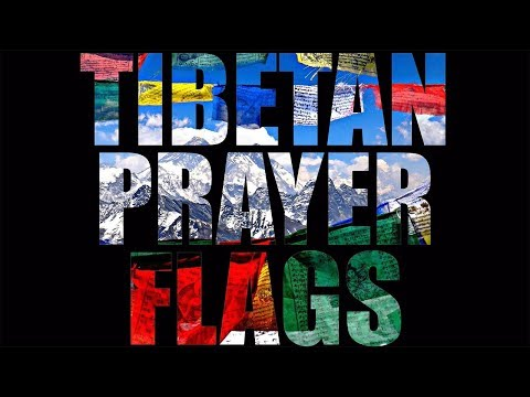 Tibetan Prayer Flags - meaning, purpose and where to buy