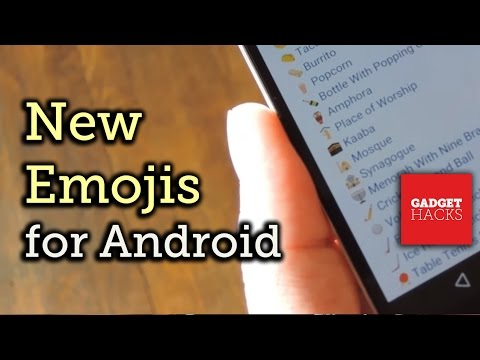 Get the New Marshmallow & iPhone Emojis on Almost Any Android Device [How-To]