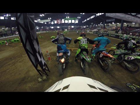 GoPro: Syracuse Stadiumcross at the New York State Fair   2017